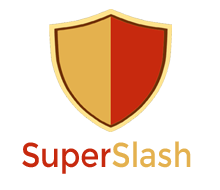 SuperSlash Logo